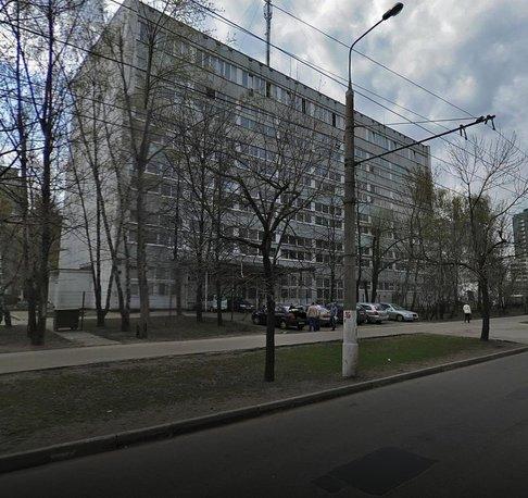 Шипиловская улица, д.34к1