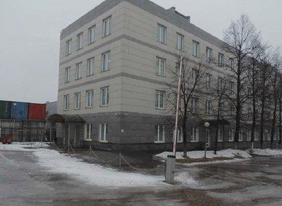 3-й Нижнелихоборский проезд, д.1А, фото здания