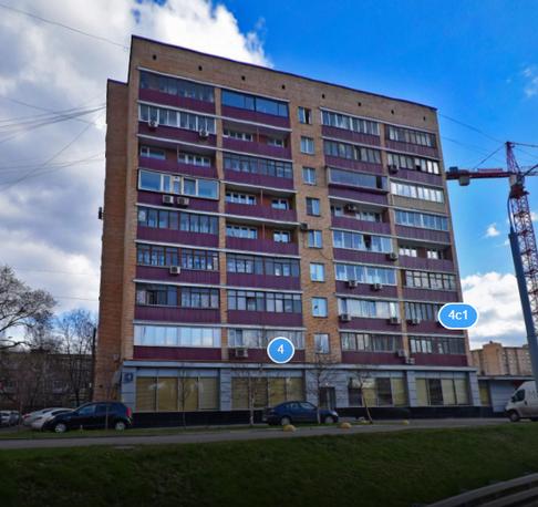 улица Новая Башиловка, д.4