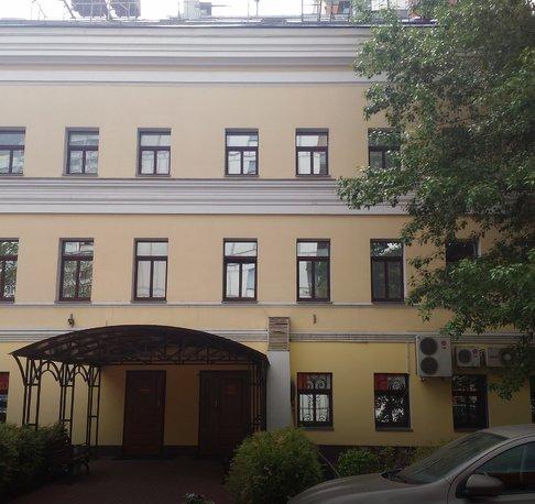 Новорогожская улица, 11с1