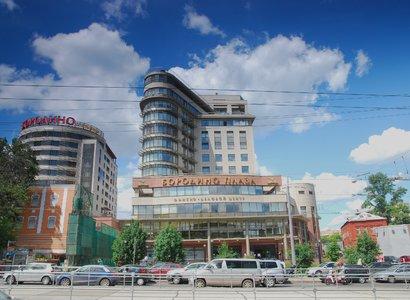Бородино Плаза к5, фото здания