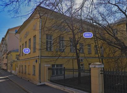 Старомонетный переулок, д.22с1, фото здания