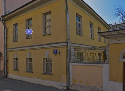 Старомонетный переулок, д.22с2, фото здания