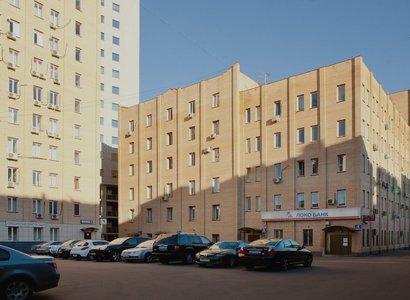 улица Сущевский Вал, 16с4, фото здания