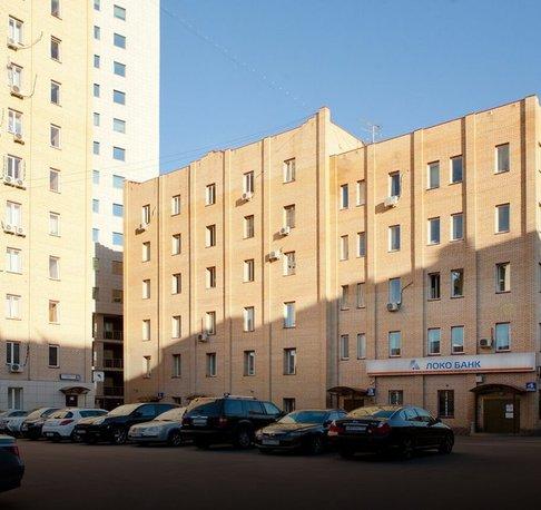 улица Сущевский Вал, 16с4