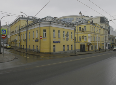Николоямская, 38/23c2, фото здания