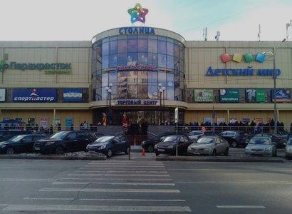 Столица, фото здания