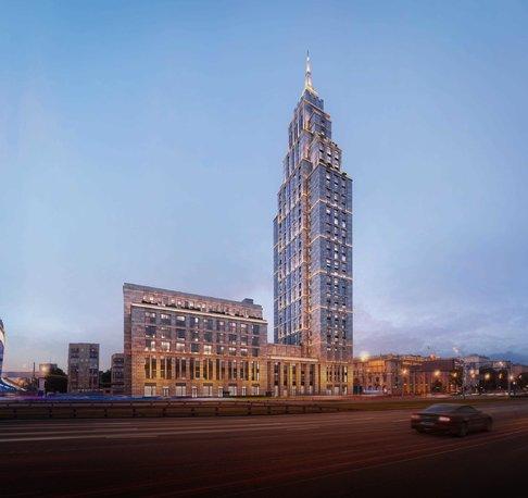Alcon Tower (Алкон 3)