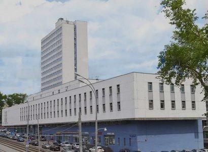 Варшавское шоссе, 33с12, фото здания