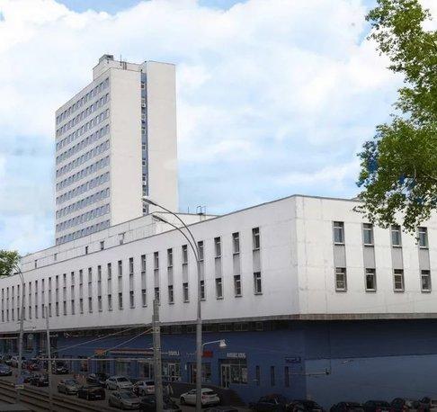 Варшавское шоссе, 33с12
