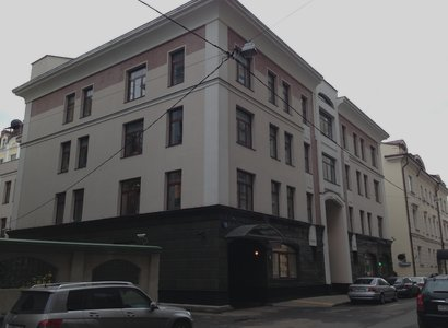 Староконюшенный пер, 10, фото здания