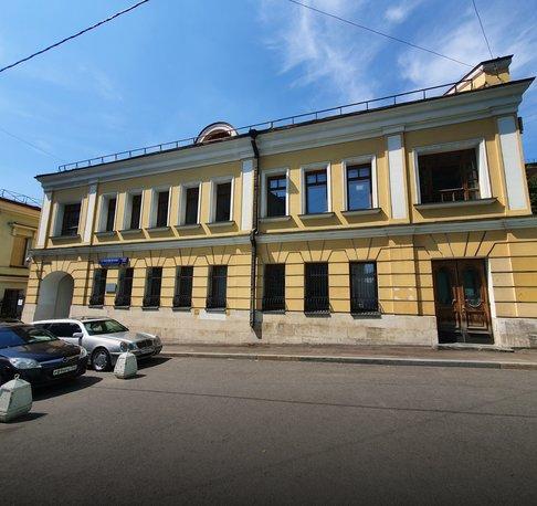 Большой Палашевский переулок, д.15с1