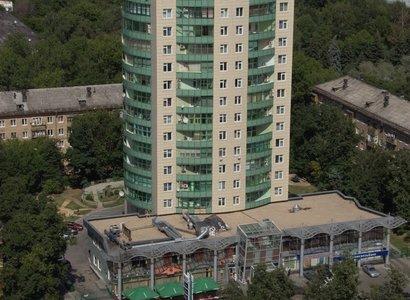 Маршала Жукова, 38к1, фото здания