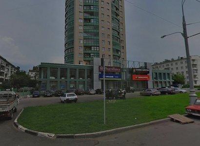 Маршала Жукова, 58к1, фото здания