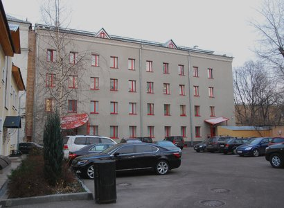 """""""Мясницкая-Авангард"""", фото здания"""