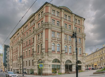 Мясницкая Плаза, фото здания