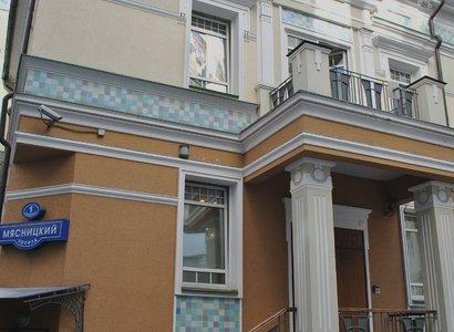 Мясницкий пр-д, 1с2, фото здания