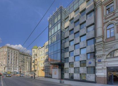 Пульман, фото здания
