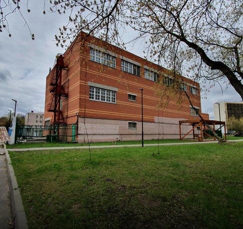 улица Симоновский Вал, владение 7