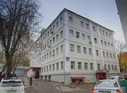 Каланчевская, 11с3, фото здания