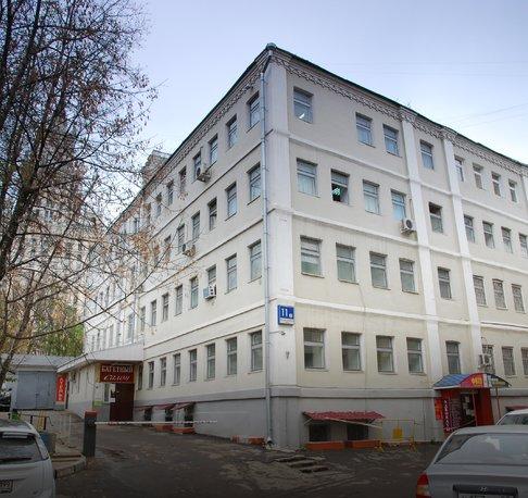 Каланчевская, 11с3