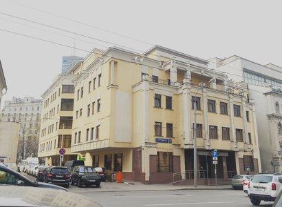 Каланчевская, 13, фото здания