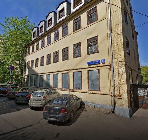 6-й Ростовский переулок, 4А