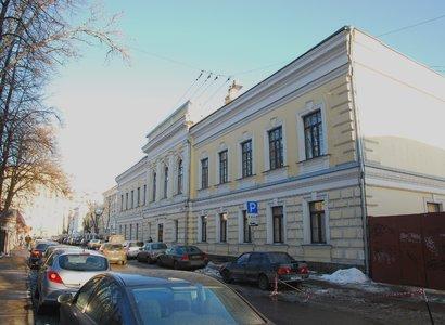 Харитоньевский, фото здания