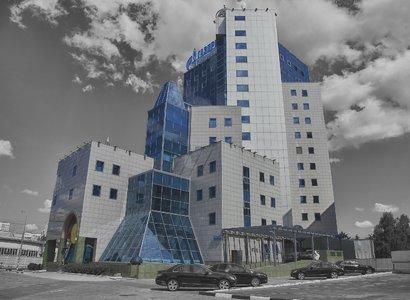 Gasfield, фото здания