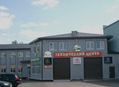 Обручева, 23с3, фото здания