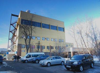 Сергея Макеева, 7с2, фото здания