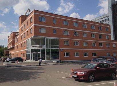 Калужский, фото здания