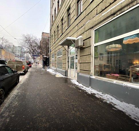 Новая Басманная улица, д.31с1