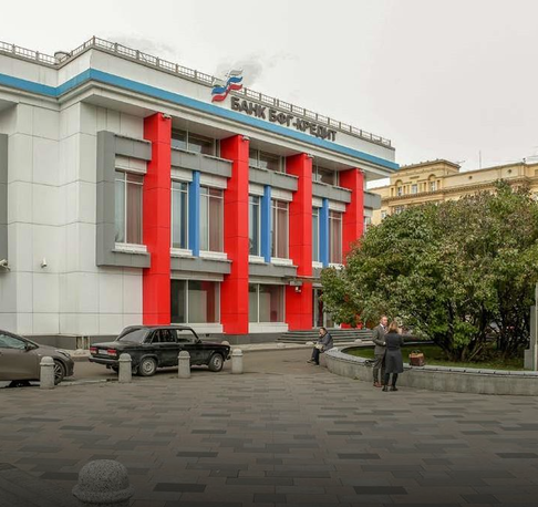 Садовая-Черногрязская, 22с3