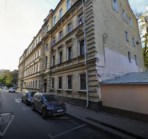 Большой Харитоньевский переулок, д.13Ас10