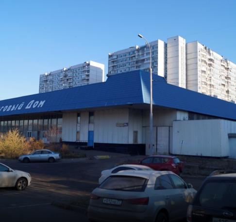 Крылатская ул., 33к3