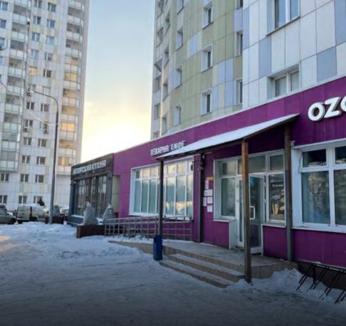 улица Мневники, д.23