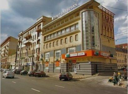 Красная Пресня, 26с2, фото здания