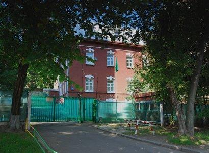 Волков пер, 19с1, фото здания