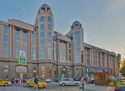 Новинский Пассаж, фото здания