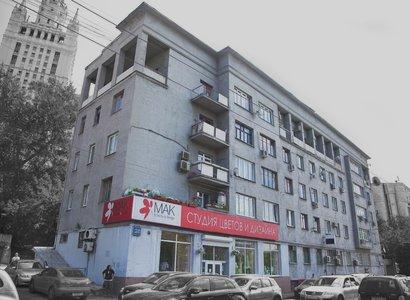 Конюшковская, 28c1, фото здания