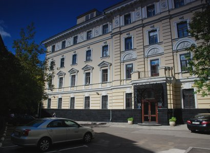 Николаевский, фото здания