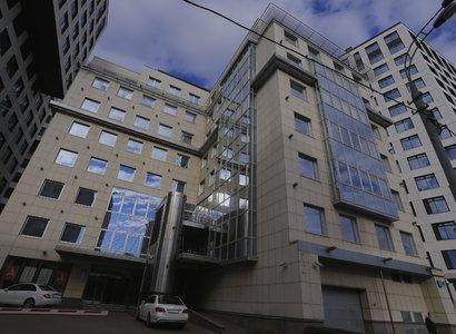 Можайский Вал, фото здания