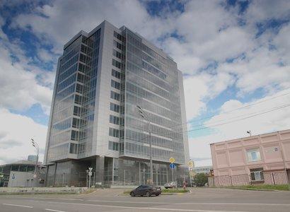 БЦ на Бережковской, фото здания