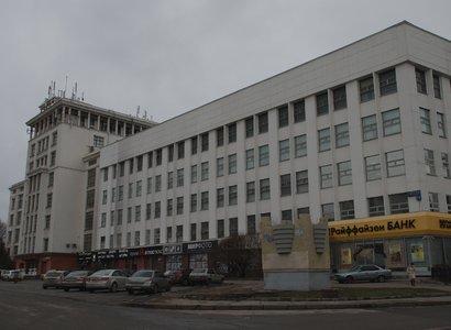 Кутузовский пр-т, 34, фото здания