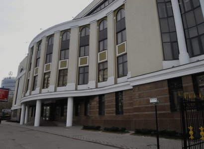 Ленинградский пр-т, 39с14, фото здания