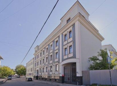 Бол. Саввинский пер, 17, фото здания