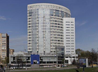 Кутузов Тауэр, фото здания