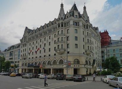 Гостиница Марриотт, фото здания