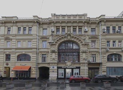 Кузнецкий мост, 19с1, фото здания
